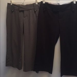 Target brand Capri Dress Pants
